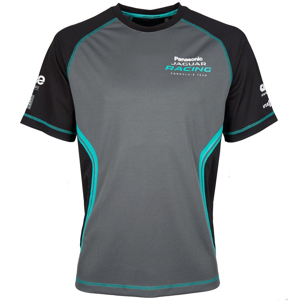 2019 Panasonic Jaguar Racing Men's Performance T-Shirt