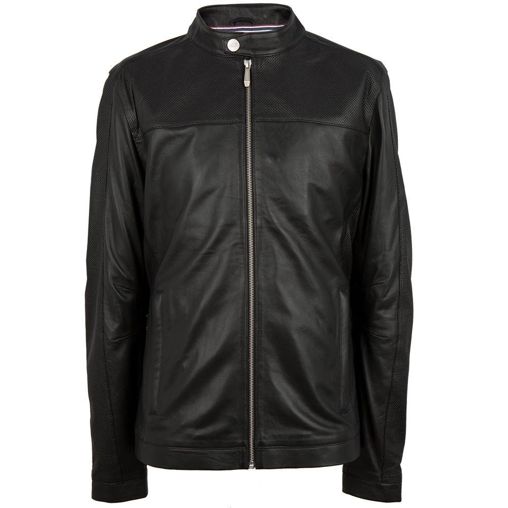 Men's Heritage Leather Jacket