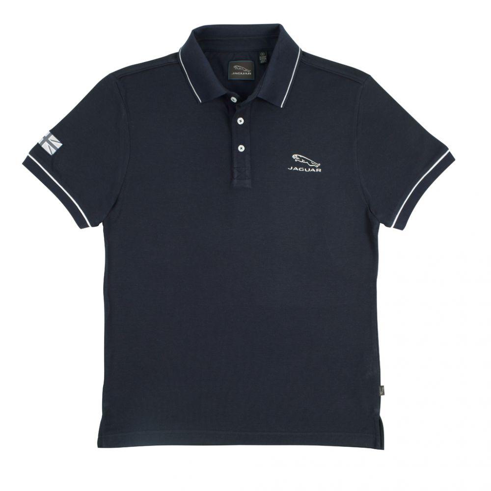 Men's Leaper Logo Polo Shirt