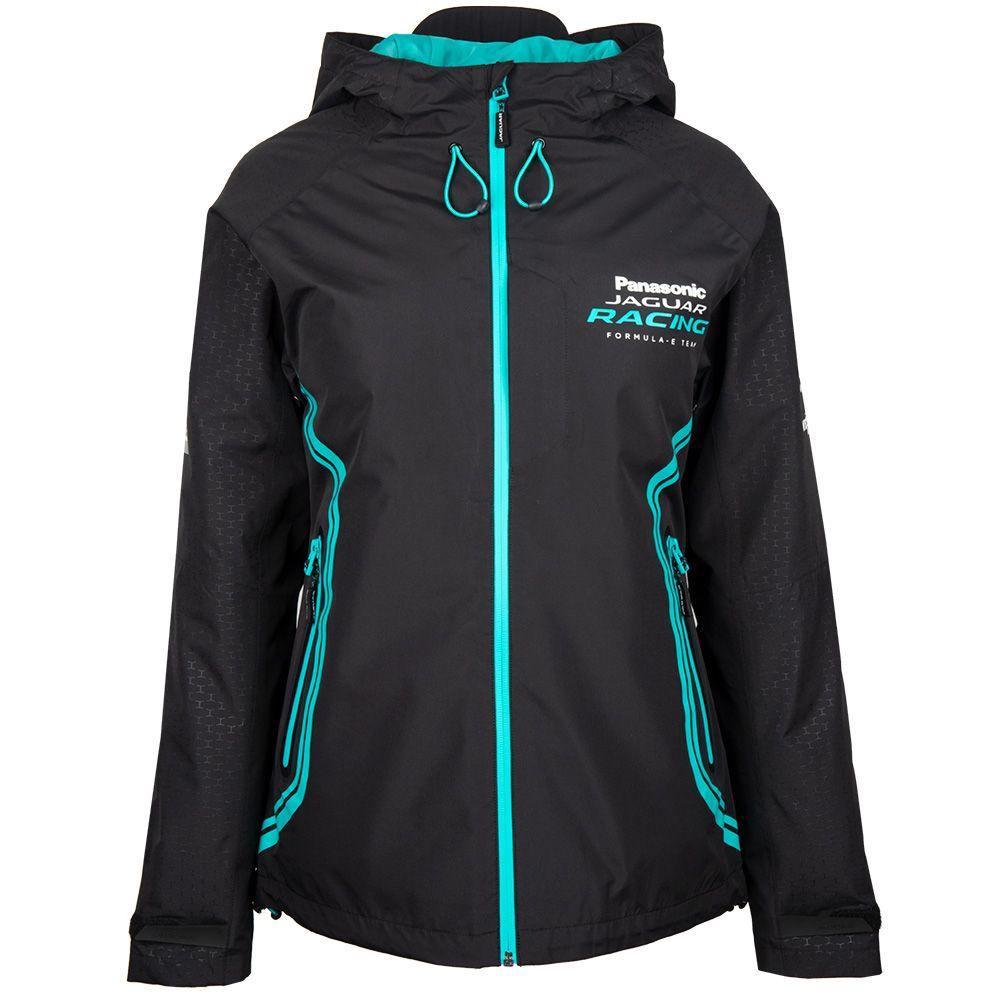 2019 Panasonic Jaguar Racing Women's Rain Jacket