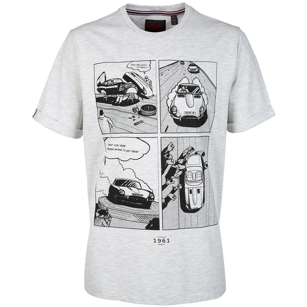 E-type Journey to Geneva '61 T-Shirt