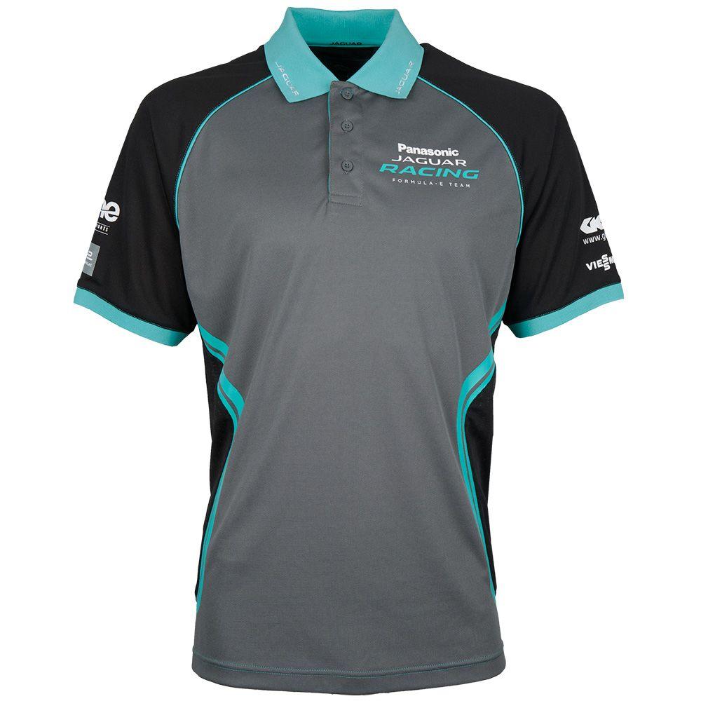 2019 Panasonic Jaguar Racing Men's Polo Shirt