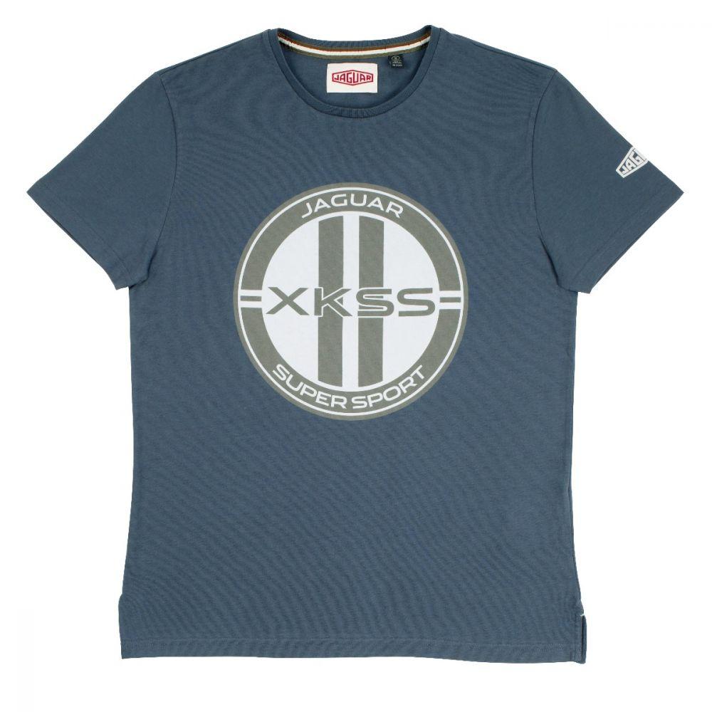 Men's Heritage XKSS Graphic T-Shirt - Blue