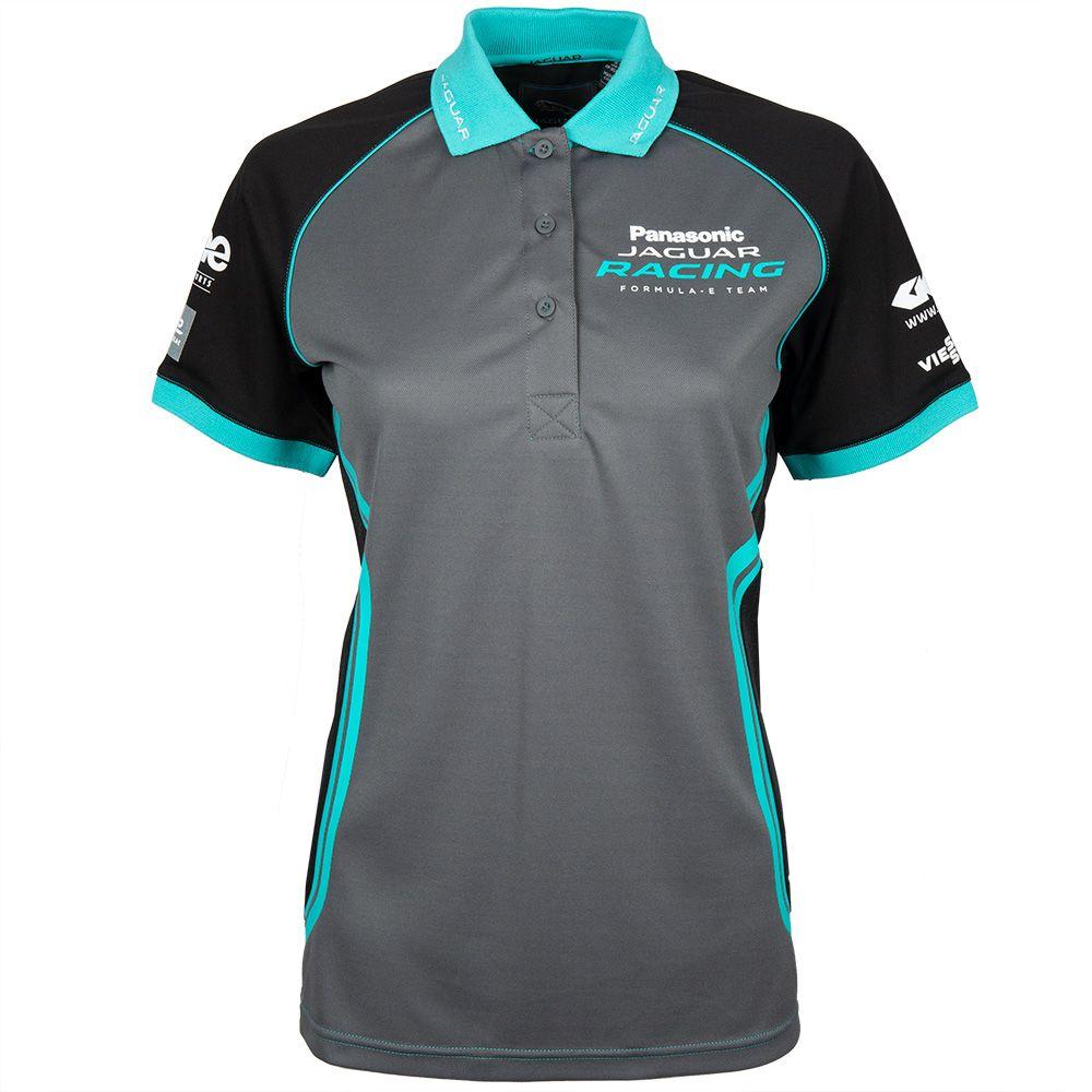 2019 Panasonic Jaguar Racing Women's Polo Shirt